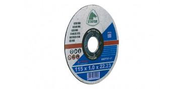 Discos - DISCO CORTE STANDARD INOX 115X1X22 PLANO