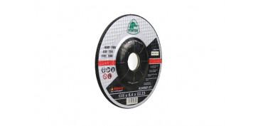 Discos - DISCO DESBASTE STANDARD HIERRO 125X6,4X22