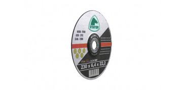Discos - DISCO DESBASTE STANDARD HIERRO 230X6,4X22