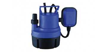 Bombas sumergibles - BOMBA SUMERGIBLE AGUAS LIMPIAS 200W 3500 L/H