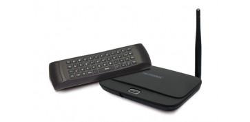 ANDROID BOX 1+8GB QUADMODE SMART TV