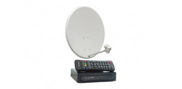 Instalación imagen, sonido y telefonía - RECEPTOR SATELITE COMPLETO KIT