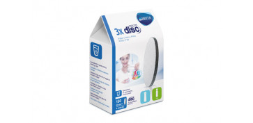 MICRO DISCO FILTRANTE (3 UN) FILL&GO/SERVE