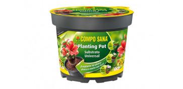 Plantas y cuidado de las plantas - MACETA PLANTACION Ø22 CM ' PLANTING POT '