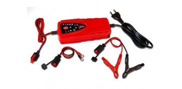 Cargadores de baterías - CARGADOR BATERIAS HF 12 V, 7 A MIN. 14 AH / MAX. 230 AH