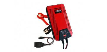 Cargadores de baterías - CARGADOR BATERIAS HF LITHIUM 12 V, 3,8-12 A MIN. 12 AH / MAX. 360 AH