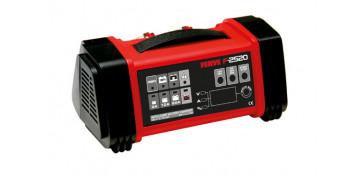 Cargadores de baterías - CARGADOR BATERIAS HF 12 V/24 V, 2-10-20/2-10 A MIN. 14 AH / MAX. 230 AH