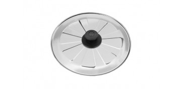 Coccion - TAPA GIRATORTILLAS INOX 30 CM