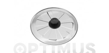 Coccion - TAPA GIRATORTILLAS INOX 26 CM