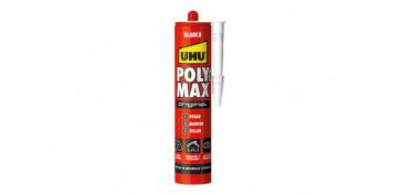 Adhesivos - ADHESIVO MONTAJE Y SELLADOR POLY MAX 465 GR ORIGINAL BLANCO