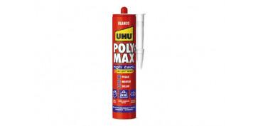 Adhesivos - ADHESIVO MONTAJE Y SELLADOR POLY MAX 425GR EXPRESS BLANCO