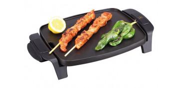 Electrodomesticos de cocina - PLANCHA ASAR 1000W 280 X 220 MM