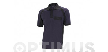 POLO MANGA CORTA FLEX T-XL