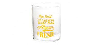VASO VINTAGE DECORADO AGUA-28 CL