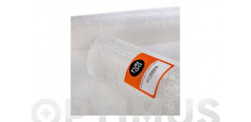 Productos para embalaje - PLASTICO DE BURBUJA 40 GR/M2 ROLLO 0,8X15 MT