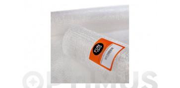 Productos para embalaje - PLASTICO DE BURBUJA 40 GR/M2 ROLLO 0,8X25 MT