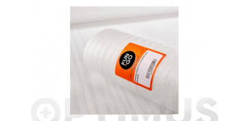 Productos para embalaje - ESPUMA FOAM DE POLIETILENO BLANCO ROLLO 0,75X10 MT 2MM