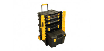 Portaherramientas - CARRO CAJA HERRAMIENTAS TRAIL BOX PROFESIONAL 500 X 410 X 770 MM. CAPACIDAD: 70 L.