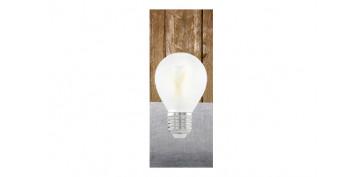 LAMPARA FILAMENTO LED ESF OPAL E27 3W LUZ BLANCA (5000K)