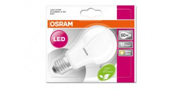 LAMPARA LED ESTANDAR 806LM E27 9,5W LUZ CALIDA (2700K)