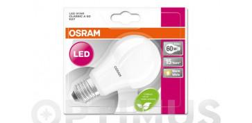 LAMPARA LED ESTANDAR 806LM E27 9,5W LUZ BLANCA (4000K)