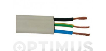 CABLE MANGUERA EXTRAPLANA 3X2,5 25 MT