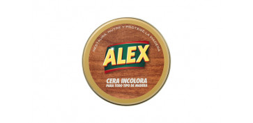 Productos quimicos - CERA LATA INCOLORA 250ML