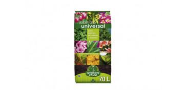 Plantas y cuidado de las plantas - SUBSTRATO UNIVERSAL CON PERLITA 70 LITROS