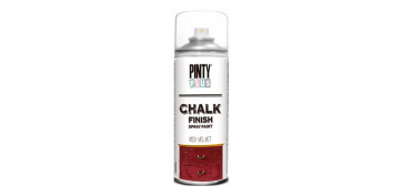 Aerosol o spray - PINTIPLUS CHALK 520CC RED VELVET