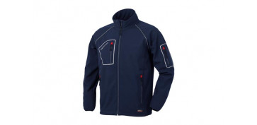 CHAQUETA JUST AZUL T-M