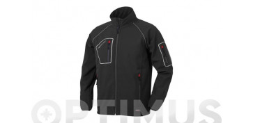 CHAQUETA JUST GRIS T-XL