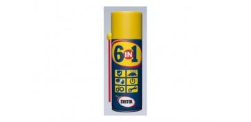 Engrase y lubricacion industrial - ACEITE LUBRICANTE MULTIUSOS 200 ML-SPRAY