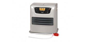 Calefacción gas, parafina y etanol - ESTUFA PARAFINA ELECTRONICA LC135 3500W HASTA 140 M3