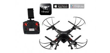 Informatica - DRON CON CAMARA