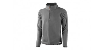 JERSEY ARTIC FORRO POLAR S-GRIS