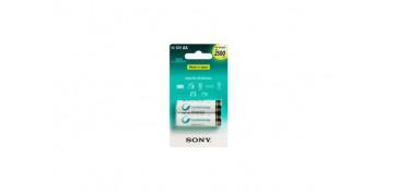 Pilas y baterías - PILA SONY STAMINA PLUS GRANEL LR06 AA