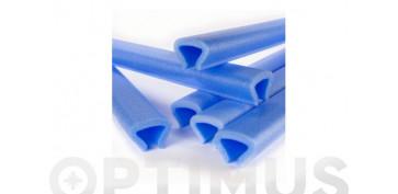 Productos para embalaje - CANTONERAS/PERFIL ESPUMA PE U45-2X1M