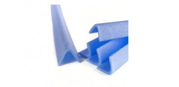 Productos para embalaje - CANTONERAS/PERFIL ESPUMA PE L50-2X1M