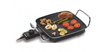 Electrodomesticos de cocina - PLANCHA ASAR MINI 1900W 28X28 CM