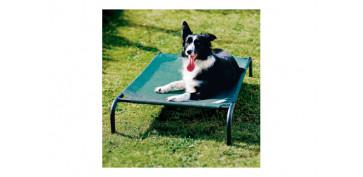 Productos para mascotas - CAMA MASCOTA \'M\' VERDE 110X65X20CM HASTA 36KG