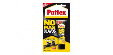 Adhesivos - ADHESIVO MONTAJE NO MAS CLAVOS 100GR