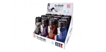 Reutilizable Eco-Friendly - BOTELLA ECO BOTTLE 650 ML SURTIDAS