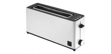 Electrodomesticos de cocina - TOSTADOR UNA RANURA LARGA BLANCO- 900W