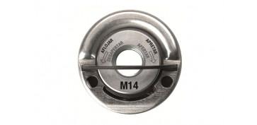 Complementos y repuestos de maquinaria - TUERCA SUJECCION RAPIDA AMOLADORAS Ø 115/125 M-14
