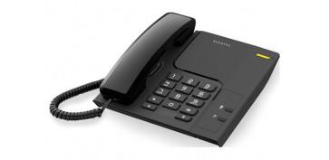 Telefonia - TELEFONO SOBREMESA T26 NEGRO