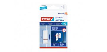 Adhesivos - TIRA POWERSTRIPS SMS REMOVIBLE AZULEJOS 2.0 KG BLISTER 9 UNIDADES