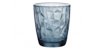 VASO DIAMOND TENSIONADO 39CL-AZUL