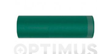 Utiles de limpieza - SACO CIERRA FACIL 50L 10U 70X75 G-100 VERDE