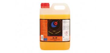 Engrase y lubricacion industrial - TALADRINA VERDE REFRIGERANTE, 5L. LUBRICANTE SINTÉTICO