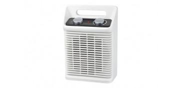 Calefacción electrica - TERMOVENTILADOR BLANCO CON ASA 1000/2000W